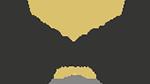 Logo LVM - Arc de Triomphe - Paris - Noir - étoiles dorées 1