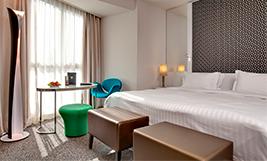 hôtel de luxe paris 16